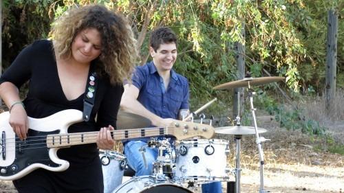 a live band