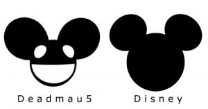 deadmau5 and disney trademarks