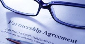a partnership agreement