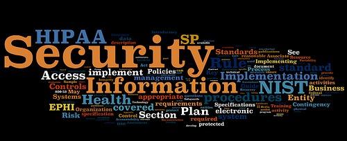 hipaa compliance security device