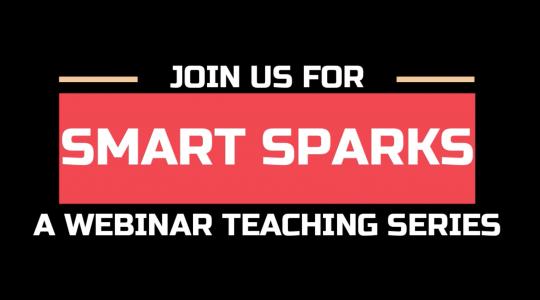smart sparks webinar series